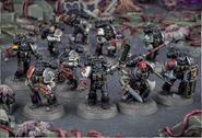 Deathwatch Veterans (mini)