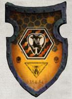 Vindicta Manidbus Legio Livery Shield