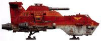 BA Thunderhawk Gunship