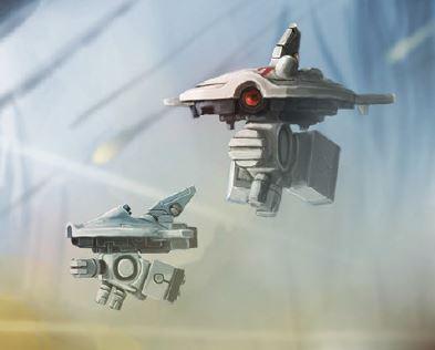 MV5 Stealth Drone