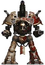 Gatekeepers Warbringer Nemesis Indurated Bulwark