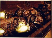 Harbingers of Death-Erebus' Bodyguard