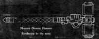 Nemesis Daemon Hammer