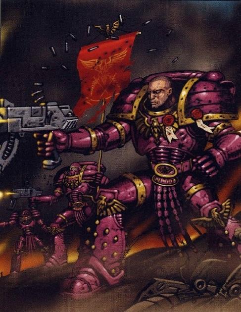 Legion Tactical Squad