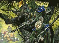 Rangers Stalking