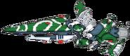 Гравицикл Биель-Тана (цветовая схема)