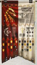 Gatekeepers Warbringer Nemesis Princeps Honour Banner