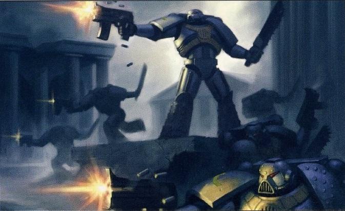 Legion Seeker Squad