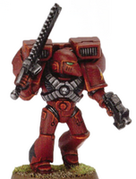Rampagers Assault Marine