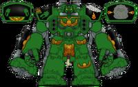 Salamanders Assault Centurion