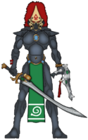 Ebon Witch Howling Banshee
