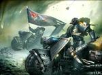 Ravenwing Black Knights Battle