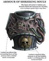 Armour of Shrieking Souls