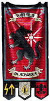 Deathwolves' Banner