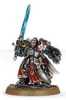 Grey Knight Captain Stern
