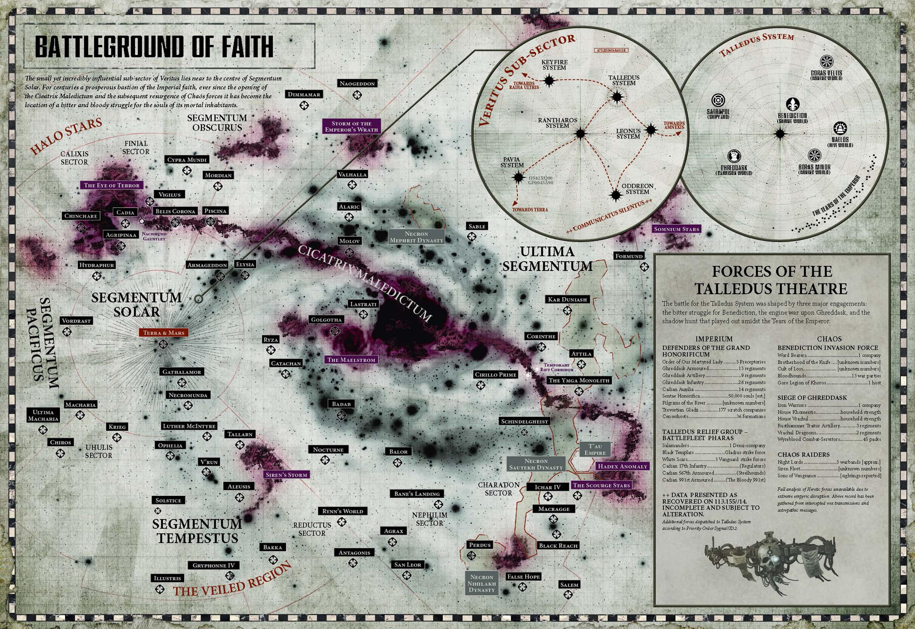 Talledus War