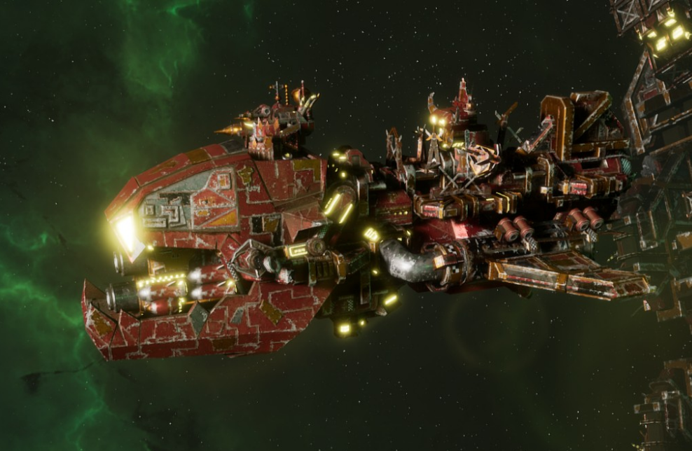 Ravager Attack Ship