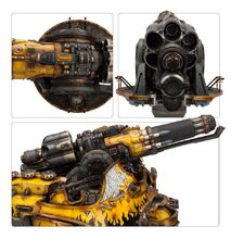 Nemesis Quake Cannon Various Views