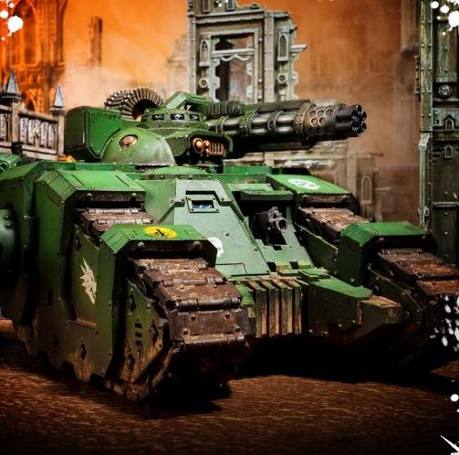 Sicaran Punisher Assault Tank