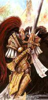 Jenetia Krole - Commander Silent Sisterhood