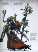 Tech-Priest Dominus Kryptaestrex