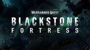 Warhammer Quest Blackstone Fortress - Announcement Trailer