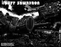 Deff Skwadron Liftoff