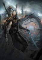 Eldar swords of twilight by trejoeeee