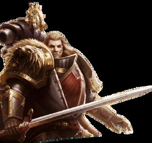Lion El'Jonson (Great Crusade).png