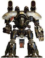 Legio Crucius Warlord Titan
