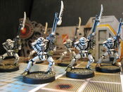 Chaos Androids Space Crusade miniatures