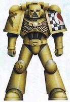 Mark VII Battle-Brother