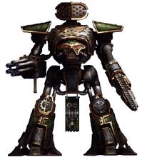 Legio Vulcanum Reaver Titan