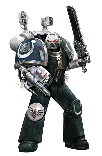 Deathwatch Apothecary