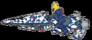 Гравицикл Алаитока (цветовая схема)