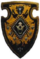 Legio Fureans Princeps Livery Shield Warlord