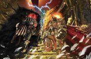 Император и Хорус