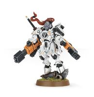 Commander Shadowsun Helmetless Model