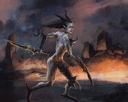 Daemonette-Slaanesh-Chaos-(Wh-40000)-Warhammer-40000-2533990