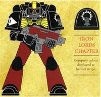 Iron Lords Space Marine