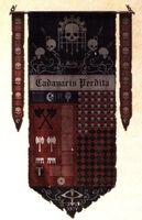 Legio Mortis Warlord Honour Banner