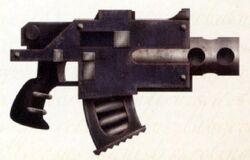 Space Marines Vanguard vétéran boltpistole Bolt Pistol warhammer 40 k Bits 72105