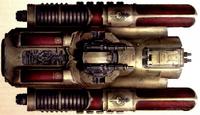 Coronus Grav-Carrier (Overhead)