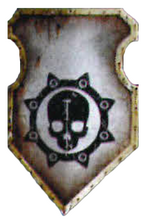 God Breakers Warlord Livery Shield 1