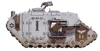 Inquisition MKV Land Raider