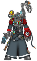 Stygies VIII Legio Cybernetica