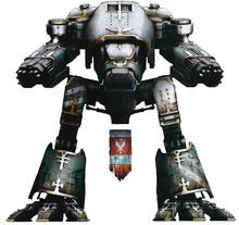 Legio Krytos Warhound Titan 2