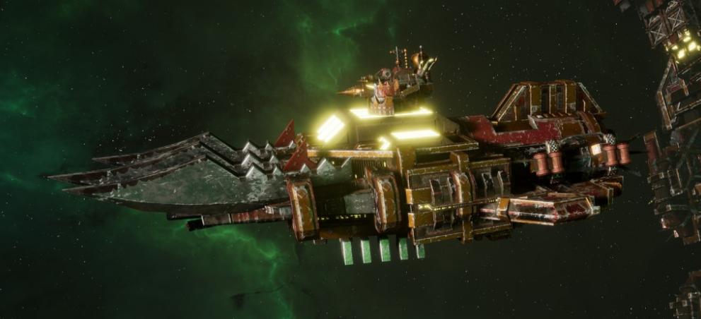 Brute Ram Ship