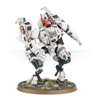 XV86 Coldstar Battlesuit Tau Commander