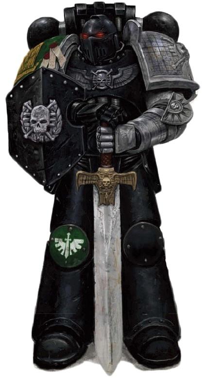 Deathwatch Champion